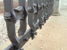 Claudio Bottero - gate detail: