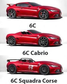 Incredible Tips: Car Wheels Recycle Animal Sculptures car wheels alfa romeo. Matte Black Cars, Alfa Romeo Cars, Roadster, Cute Cars, Unique Cars, Car Wheels, Amazing Cars, Sport Cars, Concept Cars