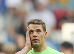 Manuel Neuer - The Sweeper Keeper