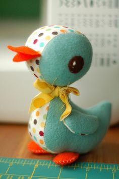 KnottyBits Ducky  http://knottybits.blogspot.com/