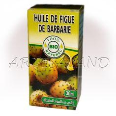 Aceite Nopal / Semillas Higo Chumbo