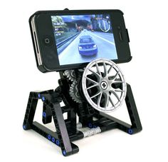 I need a rig like this that will give me camera movements like tilts, pans, and trucking shots.