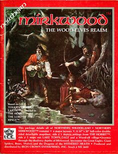 The Busybody: Retrospective: Northern Mirkwood History Of Middle Earth, Pen And Paper Games, Rpg World, Game Props, Wood Elf, Young Animal, Jrr Tolkien, Thranduil, Fantasy Rpg
