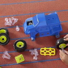 Learning Resources Design and Drill Monster Truck Power Play | Design and Build | Learning Resources Design and Drill Monster Truck Power Play from Br