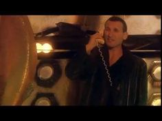 Iconic quotes & humorous moments from Christopher Eccleston's time as The Ninth Doctor: 2005.