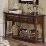 <strong>Riverside Furniture</strong> Hilborne Console Table