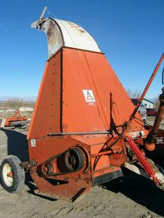 Allis-Chalmers Model 80 Chopper