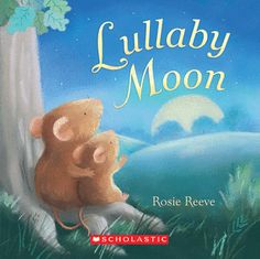 Lullaby Moon (Padded Board Book)