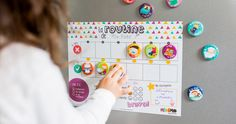 Ensemble valeur 5-8 ans - Minimo motivation ludique Cupcakes, Motivation, Frame, Daily Routine Kids, Magnet Boards, Projects, Picture Frame, Cupcake Cakes, Frames