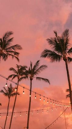 Summer Wallpaper, Iphone Background Wallpaper, Pink Wallpaper, Phone Backgrounds, Iphone Wallpaper Tumblr Aesthetic, Aesthetic Backgrounds, Aesthetic Wallpapers, Pretty Sky, Sunset Pictures