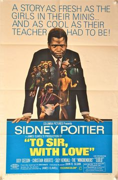 "To Sir, With Love  (1967)--- I was in love with ""Sir"""