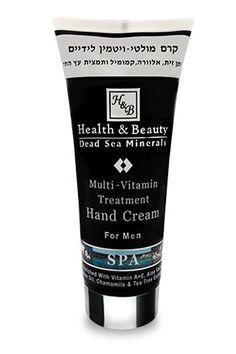 Treatment Multi-Vitamin Hand Cream – For Men