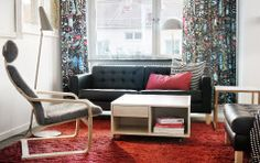 Living Room Furniture - Sofas, Coffee Tables & Inspiration - IKEA