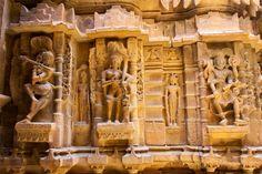 Nunca olvidaremos nuestros primeros templos jainistas en Jaisalmer