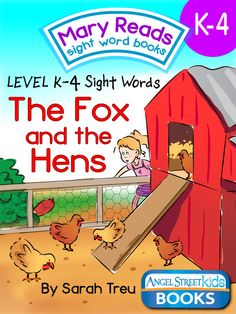 Great learn to read sight word books by Angel Street!