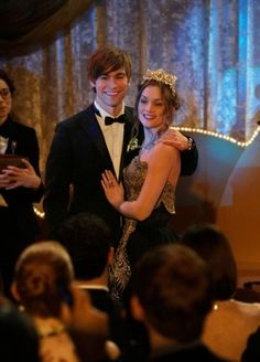 Unforgettable TV Prom Moment - Gossip Girl's Nate and Blair