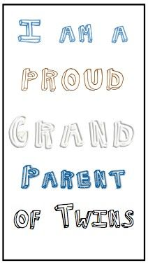 www.twinsgiftcompany.co.uk for #Grandparents of Twins https://www.facebook.com/pages/The-Twins-Gift-Company/130940720345019