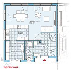 Energiesparhaus Doppelhaus 131
