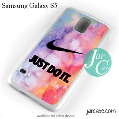 Nike Colourfull Cloud Phone case for samsung galaxy S3/S4/S5