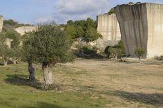 Paesaggio Cave di Fantiano Grottaglie 2.