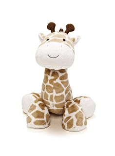 Carter's stuffed giraffe - JCPenney $16    if it wasn't $16 if buy it for myself, it's so cute!!