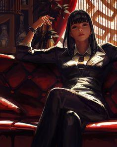 Anime Fantasy, Fantasy Girl, Female Character Design, Character Art, Fantasy Characters, Female Characters, Cyberpunk Character, Cyberpunk Rpg, Human Poses Reference