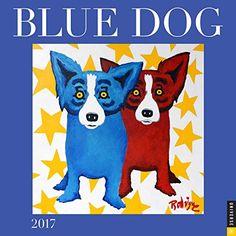 Blue Dog 2017 Wall Calendar by George Rodrigue https://www.amazon.com/dp/0789331616/ref=cm_sw_r_pi_dp_x_w8lrybG2CMQKP