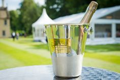 Summertime | Champagne Reception | Laurent Perrier | Nevill Holt Opera | Stones Events