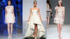 Vestidos de novia cortos http://blog.primeriti.es/ceremonia/vestidos-de-novia-cortos-%C2%A1perfectos-para-el-verano/