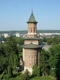 Iași- The Church St. Nicholas of the Princes