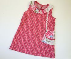 Sunny Flower - Pillowcase Dress Pattern Tutorial. Girl\u0027s Dress Pattern. Girl\u0027s Sewing Pattern. Easy Sew Sizes 12m thru 10 included | Pdf sewing patterns ... & Sunny Flower - Pillowcase Dress Pattern Tutorial. Girl\u0027s Dress ... pillowsntoast.com