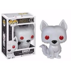 Funko Pop Game Of Thrones: Ghost #19