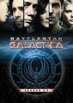 BATTLESTAR GALACTICA:SEASON 2.5