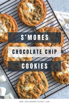 So easy and so delicious! Delicious Cookie Recipes, Best Cookie Recipes, Healthy Dessert Recipes, Brownie Recipes, Sugar Free Desserts, Homemade Desserts, Fun Desserts, Mini Cookies, Yummy Cookies