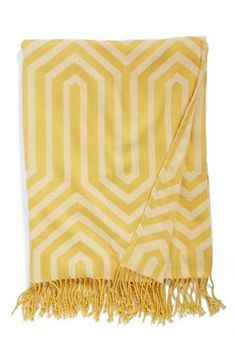 Nordstrom at Home 'Moroccan' Jacquard Throw | Nordstrom