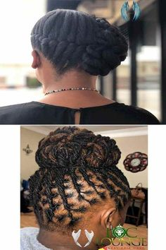 Black Hairstyles Show Me Black Hairstyles | Braids | Cute Short Black Hair<br> Cute Bob Hairstyles, Short Black Hairstyles, Ponytail Hairstyles, Natural Hair Twist Out, Natural Hair Styles, Icy Blonde, Blonde Hair, Hot Hair Colors, Mid Length Hair