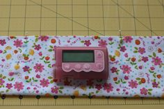 Belly band for the insulin pump (to keep it safe overnight)