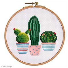 Tutoriel : Cactus diamond painting
