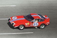Otto Zipper NART Ferrari 365 GTB/4 at the 1979 Daytona 24