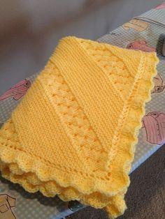 Crochet Baby Blanket Ravelry: Project Gallery for Treasured Heirloom Baby Blanket pattern by Lion Brand Yarn - Baby Afghan Crochet, Knit Or Crochet, Crochet Blanket Patterns, Baby Knitting Patterns, Baby Afghans, Free Baby Blanket Patterns, Crochet Lion, Kids Crochet, Booties Crochet
