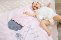 pościel dla dzieci i niemowląt - nowość - myszka w baloniku