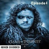 Game Of Thrones Season 6 2016 Hindi Dubbed Episode 4 Watch
