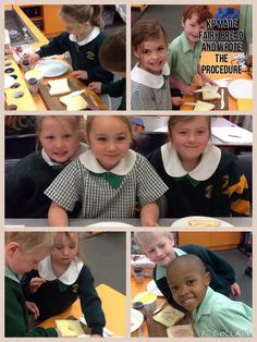 fairy bread making