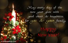 30 best best happy new year greetings images images on pinterest online nice greeting card for new year m4hsunfo