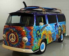 1972 VW BUS