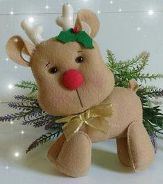 RENO Sock Dolls, Navidad Diy, Sewing Dolls, Craft Patterns, Felt Crafts, Sewing Projects, Quilts, Christmas Ornaments, Holiday Decor