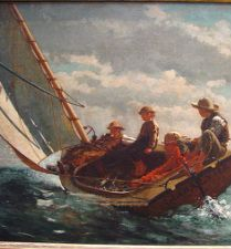 Winslow Homer Picture Study - Free PDF download from Cottage Press (Primer Resources tab). Includes at least six art prints and teacher notes for each artist; Charlotte Mason