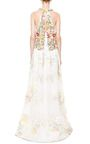 Honor Open Back Cropped Top In Pastel Multi by Honor | Moda Operandi
