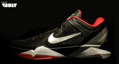 "Nike Zoom Kobe VII Supreme ""Westchester"" Home and Away PE"