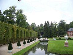 Nemecko, Mannheim-Schwetzingen Schlossgarten 4